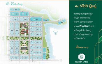 Bảng Giá Khu Vĩnh Quý dự án Biên Hoà New City Tháng 05/2021